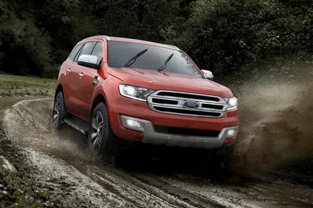 Giá xe All New Ford Everest 2015 - gia-xe-all-new-ford-everest-2015