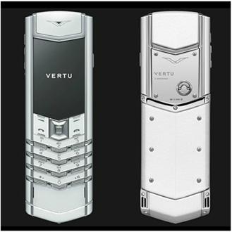 Vertu Signature S Pure White Limited (Trắng) - vertu-signature-s-pure-white-limited-trang