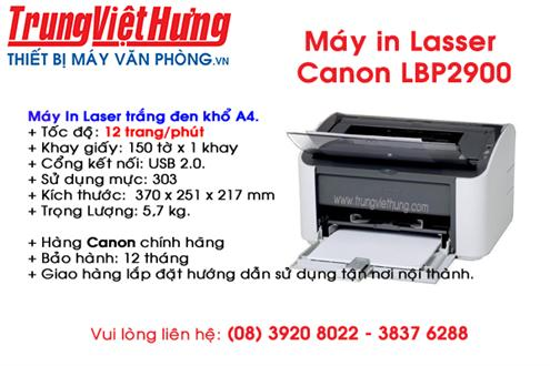 Cung cấp máy in laser canon LBP2900, mực in giá tốt - cung-cap-may-in-laser-canon-lbp2900-muc-in-gia-tot