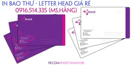 In bao thư - letter head : 0916.514.335 ( Hằng) - in-bao-thu-letter-head-0916-514-335-hang