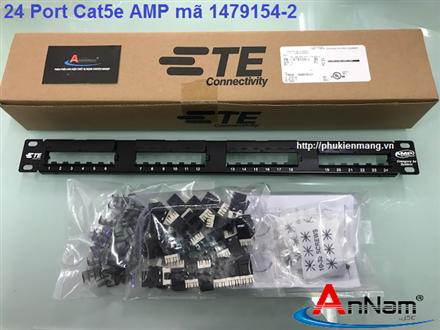 Patch Panel 24 Port,48 Port Cat5/Cat6 chính hãng AMP sẵnhàng - patch-panel-24-port-48-port-cat5-cat6-chinh-hang-amp-sanhang